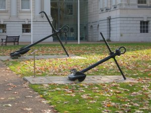 Giant anchors by orca