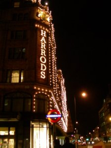 Harrods by orca