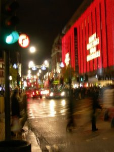 Impressionist Oxford St by orca