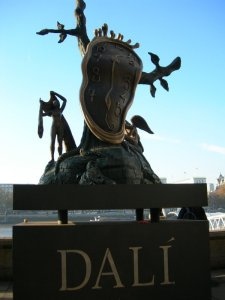 Dali Clock by orca