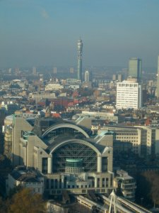 BT tower by orca