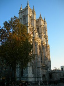 Westminster Abbey by orca