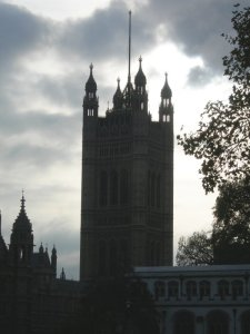 Victoria Tower by orca