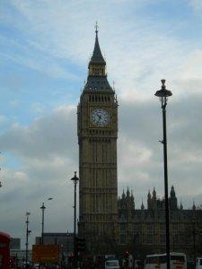 Big Ben by orca