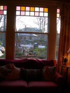 Garden window by orca